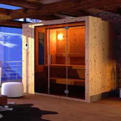 Sauna Chalet Anna Maria | Saunas | Klafs my Sauna and Spa
