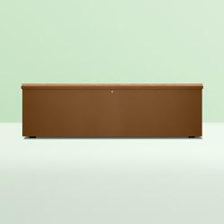 Vanjo | Sitzbänke | SAMOO
