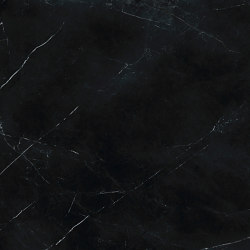 Storm iTOP Negro High-gloss Polished | Mineral composite panels | INALCO