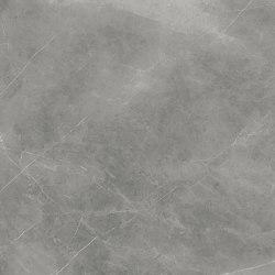 Storm iTOP Gris High-gloss Polished | Panneaux matières minérales | INALCO