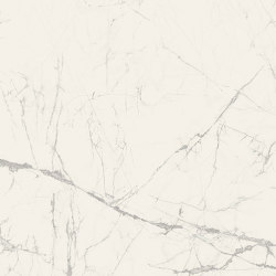 Syros Super Blanco-Gris Matt Polished | Mineral composite panels | INALCO