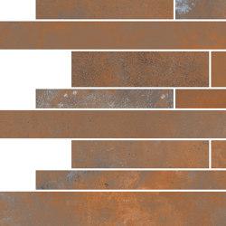 Oxyd Corten | Muretto | Ceramic tiles | Rondine