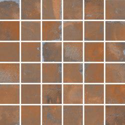 Oxyd Corten | Mosaico | Baldosas de cerámica | Rondine