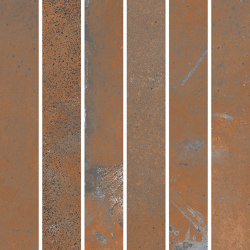 Oxyd Corten | Tendina | Baldosas de cerámica | Rondine