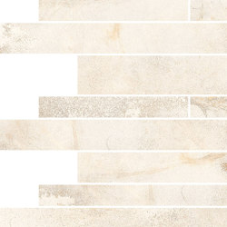 Oxyd White | Muretto | Ceramic tiles | Rondine