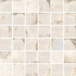 Oxyd White | Mosaico | Ceramic tiles | Rondine