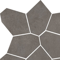 Concrete Dark | Piramide | Ceramic tiles | Rondine