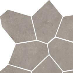 Concrete Taupe | Mosaico | Piastrelle ceramica | Rondine