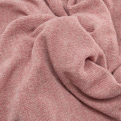 uuio WOL dusty rose blanket | Plaids | uuio