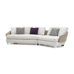 Lawson seating system | Canapés | Minotti