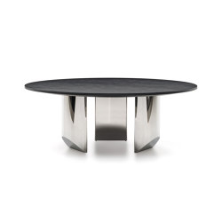 Wedge Table | Dining tables | Minotti