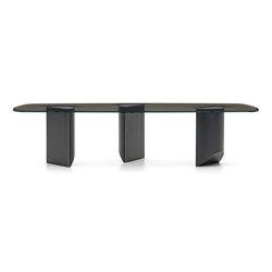 Wedge Table | Tavoli pranzo | Minotti