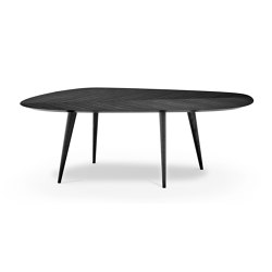 Tweed | 2317 | Dining tables | Zanotta