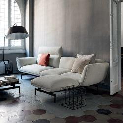 Tenso Sofa System | Sofas | Kristalia