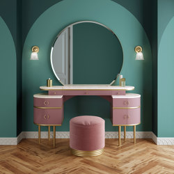 Zelda Vanity Table | Dressing tables | Devon&Devon