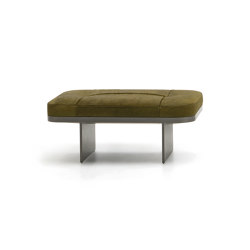 Clive bench | Panche | Minotti