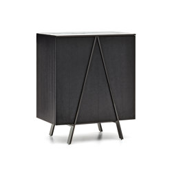 Easel Cabinet | Sideboards | Minotti
