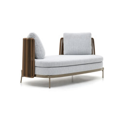 Tape Cord Outdoor open sofa | Sofas | Minotti
