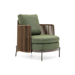 Tape Cord Outdoor armchair | Sillones | Minotti