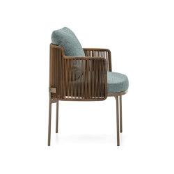 Tape Cord Outdoor little armchair   Chairs   Minotti