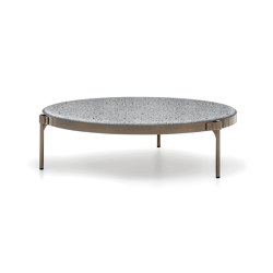 Tape Cord Outdoor coffee table | Coffee tables | Minotti