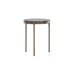 Tape Cord Outdoor coffee table | Side tables | Minotti