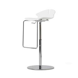 Redhot   Counter stools   Diemme