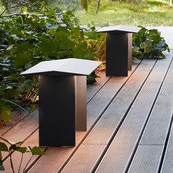 Fienile outdoor | Lámparas exteriores sobre suelo | LUCEPLAN
