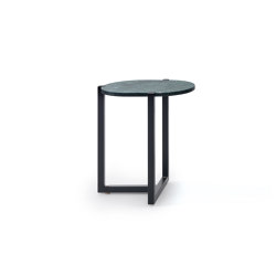 Sigmund Small Table 47x36 - Version with Guatemala Marble Top | Side tables | ARFLEX