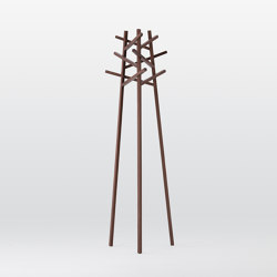 Nadia Coat Stand WN | Coat racks | Meetee
