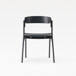 Sally Chair Black | Sillas | Meetee