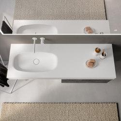 Astone Tops Soft 120 mm | Facade systems | Berloni Bagno