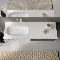 Astone Tops Soft 120 mm | Wash basins | Berloni Bagno