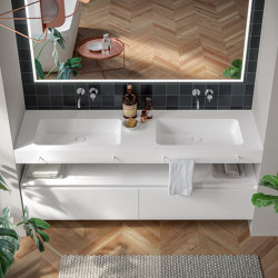 Astone Tops NY 120 mm | Wash basins | Berloni Bagno