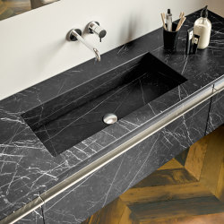 Gres and Thickness Stoneware Tops Slice   Wash basins   Berloni Bagno