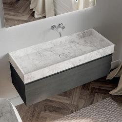 Washbasins in natual stone Place | Wash basins | Berloni Bagno
