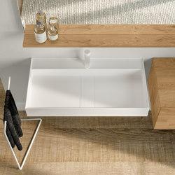 Washbasins in Astone Place | Wash basins | Berloni Bagno