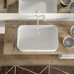 Ceramic Washbasins Thin | Wash basins | Berloni Bagno
