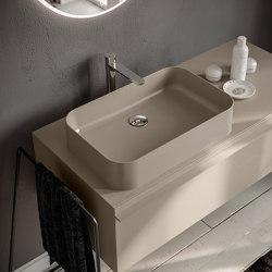 Ceramic Washbasins Thin | Wash basins | Berloni Bagno