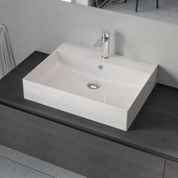 Ceramic Washbasins Square   Wash basins   Berloni Bagno