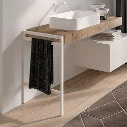 Towel Holder FRAME | Towel rails | Berloni Bagno