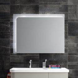 Corner | Bath mirrors | Berloni Bagno