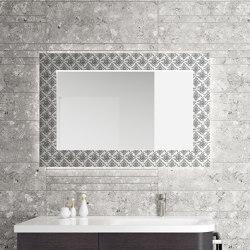 Fleur | Bath mirrors | Berloni Bagno