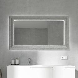 Onda | Bath mirrors | Berloni Bagno