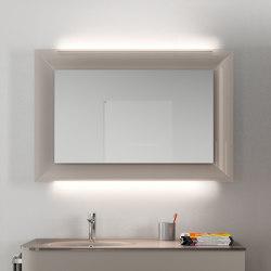 Vela | Bath mirrors | Berloni Bagno