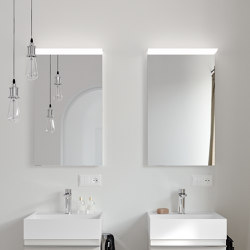 Up & Down | Bath mirrors | Berloni Bagno