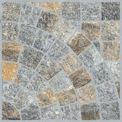 Emilia Multicolor | Arco | Lastre pietra naturale | Rondine