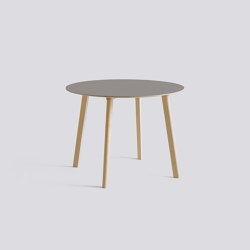 Copenhague Deux Table CPH220 | Tables de repas | HAY
