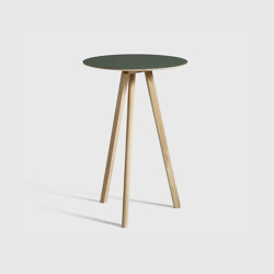 Copenhague CPH20 Round 70xh105 | Standing tables | HAY