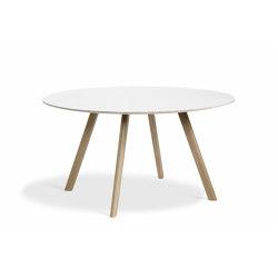 Copenhague CPH25 Round Table   Tables de repas   HAY